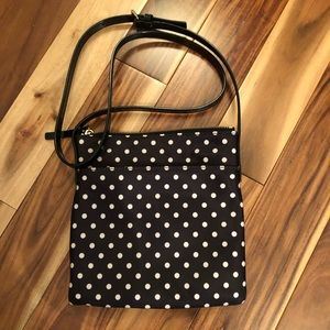 💥SOLD💥Kate Spade Tess Polka Dot Crossbody Bag